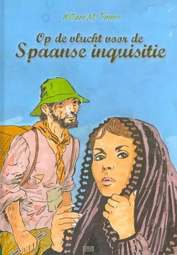Ontvlucht aan de Spaanse Inquisitie (Boek)