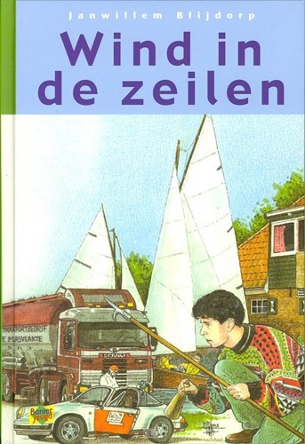 Wind in de zeilen (Hardcover)