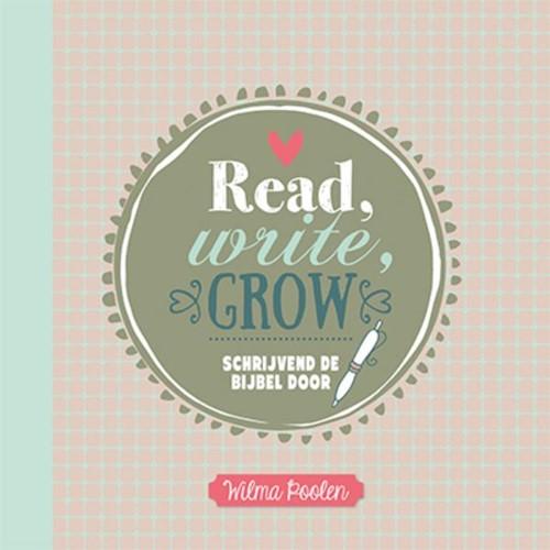 Read write grow (Paperback)