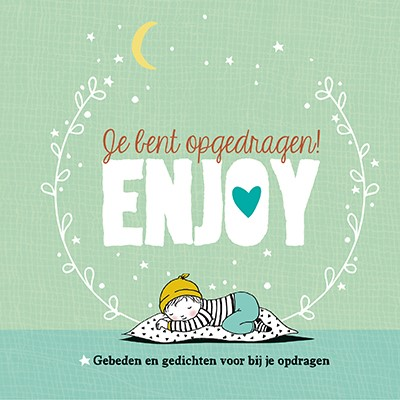 Je bent opgedragen! Enjoy (Hardcover)