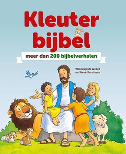 Kleuterbijbel (Hardcover)