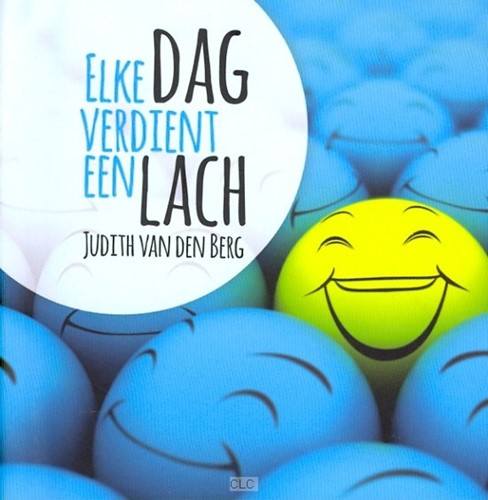 Elke dag verdient een lach (Hardcover)