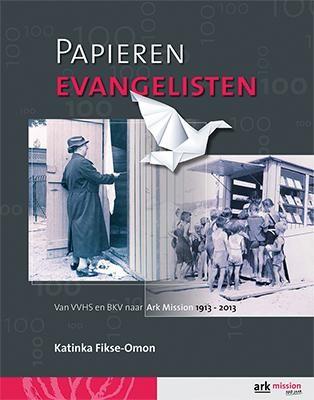 Papieren evangelisten (Hardcover)