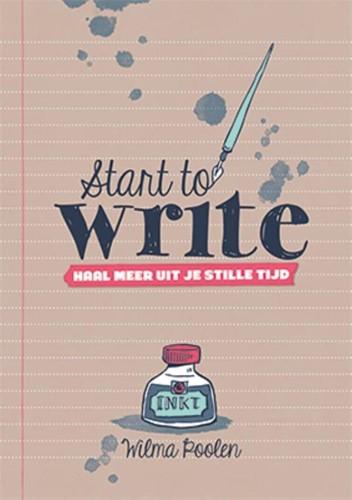 Start to write (Paperback)
