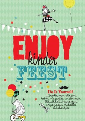 Enjoy kinderfeest (Paperback)