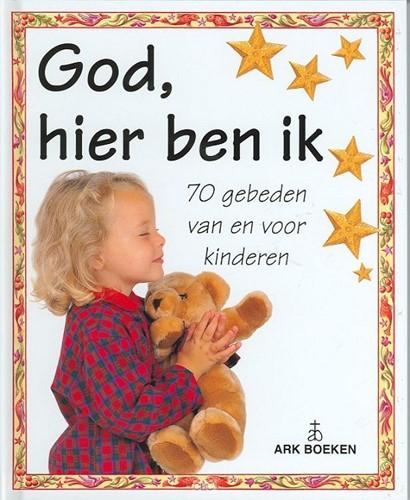 God, hier ben ik (Boek)