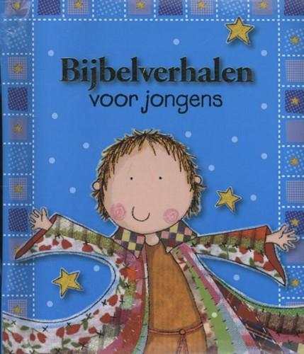 Bijbelverhalen voor jongens (Hardcover)