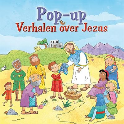 Pop-up verhalen over Jezus (Hardcover)