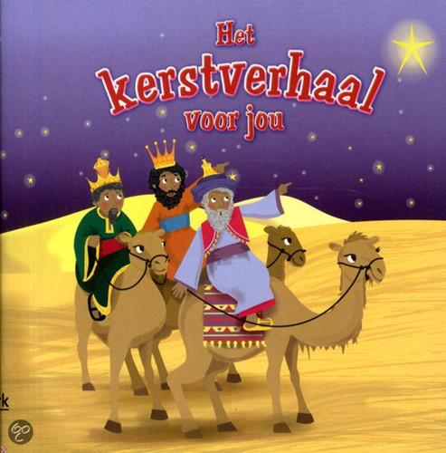 Het kerstverhaal voor jou (Boek)