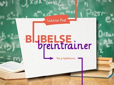 Bijbelse breintrainer (Hardcover)
