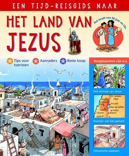 Een tijd-reisgids naar het land van Jezus (Hardcover)