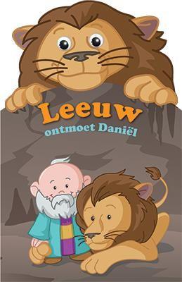 Leeuw ontmoet Daniel (Boek)