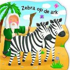 Zebra op de ark (Boek)