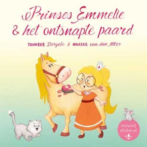 Prinses Emmelie & het ontsnapte paard (Hardcover)