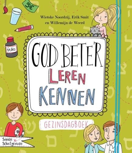 God beter leren kennen (Boek)