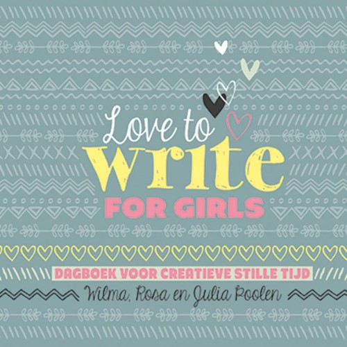 Love to write for girls (Paperback)