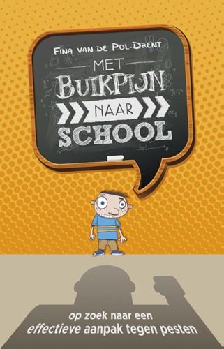 Met buikpijn naar school (Boek)