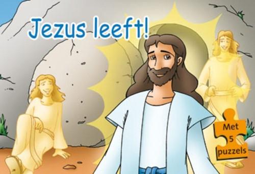 Jezus leeft! (set 3 ex) (Hardcover)