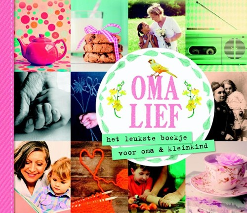 Oma lief (Hardcover)