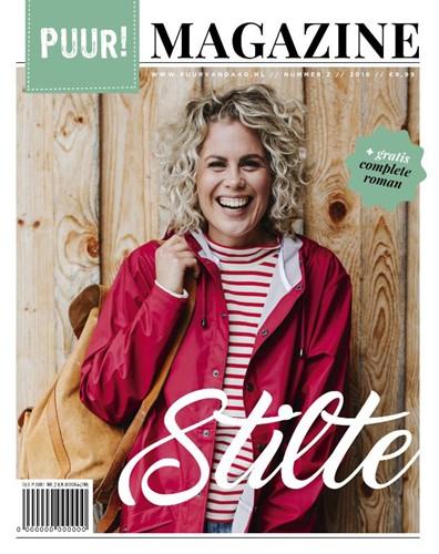 PUUR! Magazine, nr. 2- 2018, incl. Bookazine (set van 10 ex.) (Pakket)