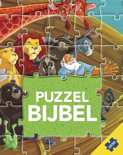 PuzzelBijbel (Hardcover)
