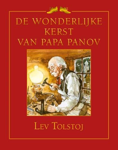 De wonderlijke Kerst van papa Panov (Hardcover)
