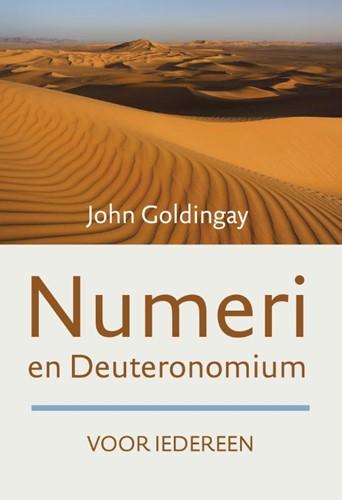 Numeri en Deuteronomium voor iedereen (Paperback)