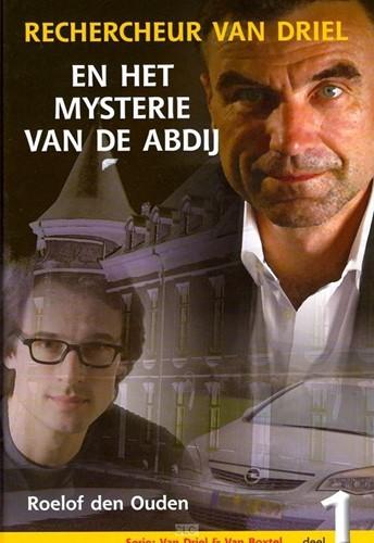 1 Rechercheur Van Driel en het mysterie van de abdij (Boek)
