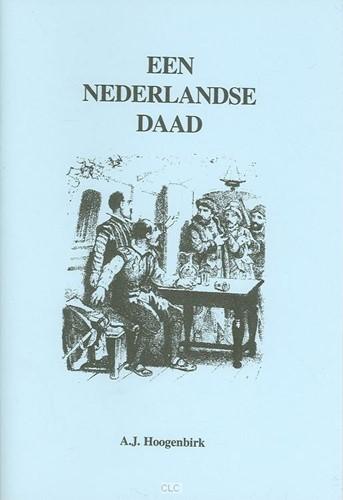 Een Nederlandse daad (Boek)