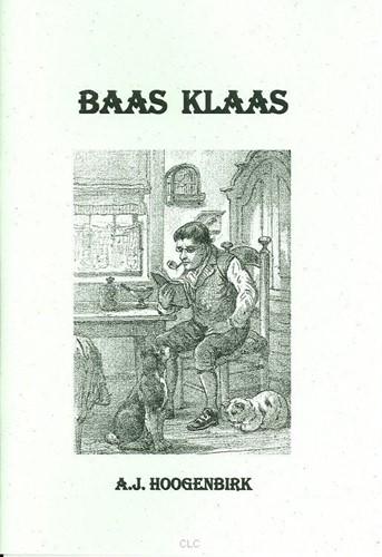 Baas Klaas (Boek)