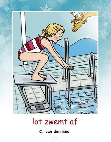 Lot zwemt af (Hardcover)