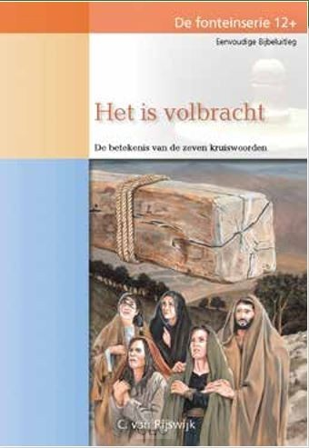 Het is volbracht (Hardcover)