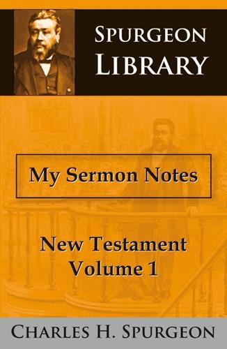 My sermon notes (Hardcover)