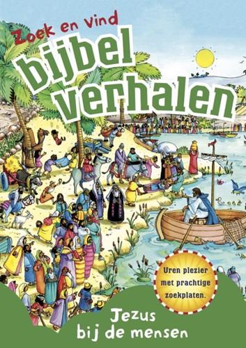 Zoek en vind-Bijbelverhalen (Paperback)