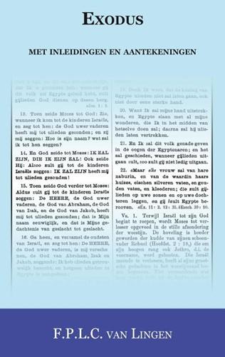 Exodus met inleidingen en verklaringen (Boek)