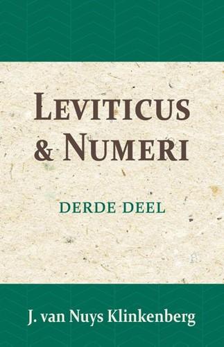 Bijbelverklaring Leviticus en Numeri (Paperback)