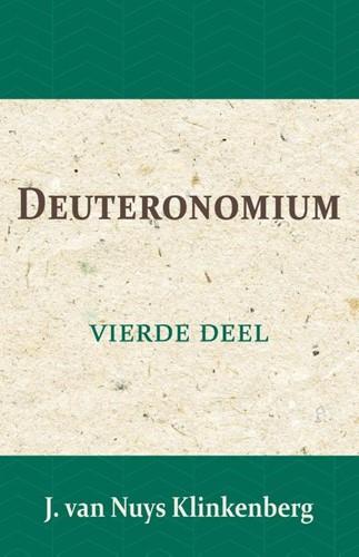 Bijbelverklaring Deuteronomium