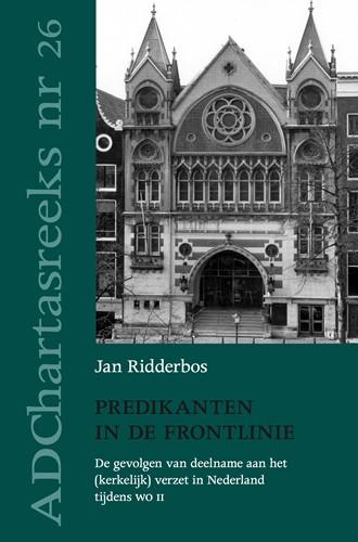 Predikanten in de frontlinie (Boek)