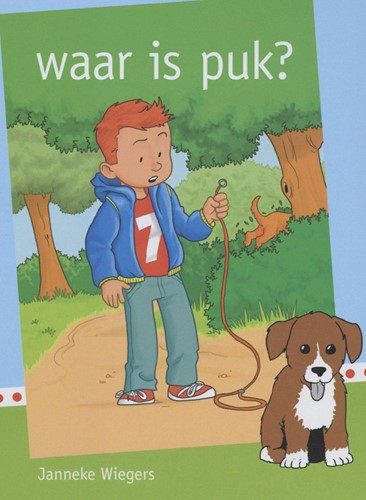 Waar is puk? (Hardcover)