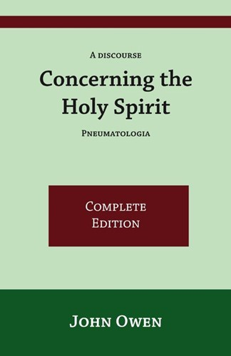 A Discourse Concerning the Holy Spirit (Hardcover)