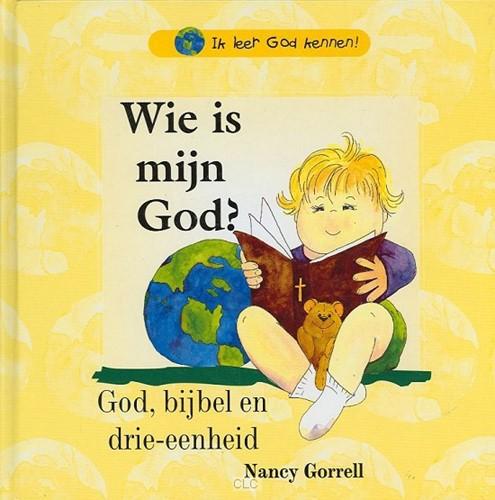 Wie is mijn God? (Boek)