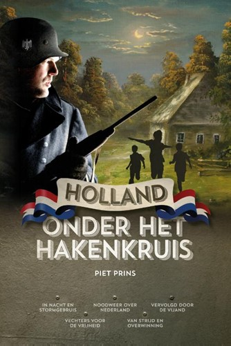 Holland onder het hakenkruis (Paperback)