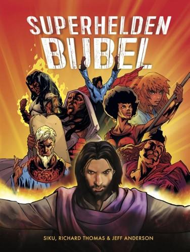 Superheldenbijbel (Hardcover)