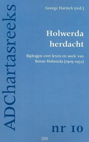 Holwerda herdacht (Boek)