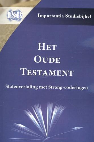Het Oude Testament - Statenvertaling met Strong-coderingen import (Paperback)