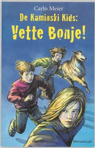 Vette Bonje! (Boek)