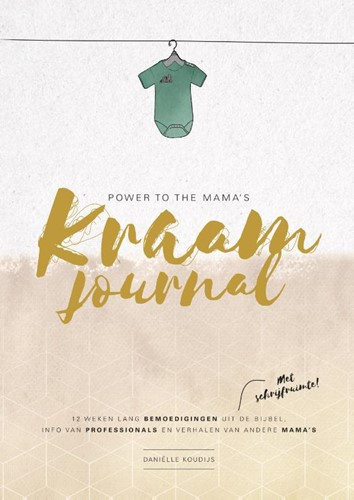 Power to the Mama's Kraamjournal (Hardcover)