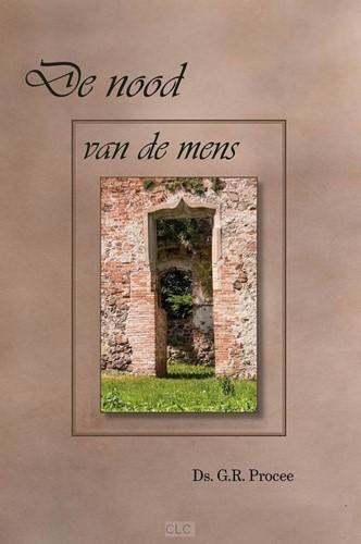 De nood van de mens (Hardcover)