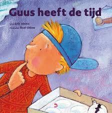 Guus heeft de tijd (Hardcover)