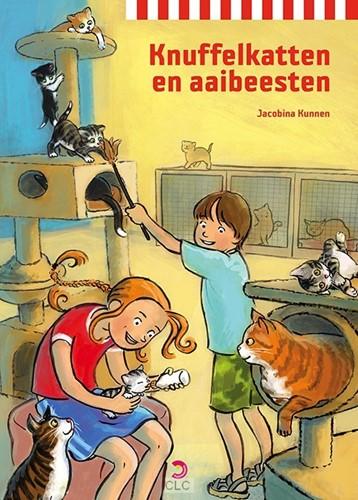 Knuffelkatten en aaibeesten (Hardcover)